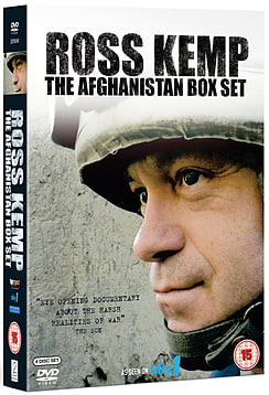Ross Kemp - The Afghanistan Box Set (DVD) (C-15) DVD