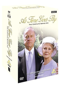 As Time Goes By Series 5-9 Box Set (DVD) (C-PG) DVD