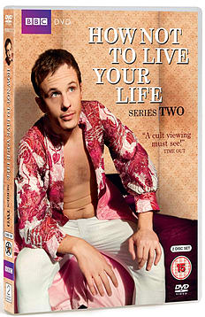How Not To Live Your Life Series 2 (DVD) (C-15) DVD