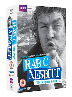 Rab C Nesbitt: The Complete Series 1-8 Box Set (DVD) (C-15) DVD