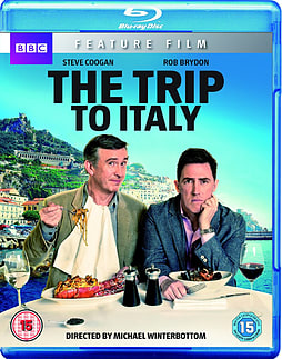 The Trip To Italy (Feature Film Version) (Blu-ray) (C-15) DVD