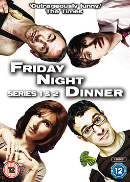 Friday Night Dinner - Series 1 & 2 Box Set (DVD) (C-12) DVD