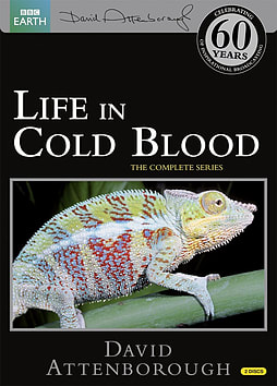 David Attenborough - Life In Cold Blood (Repack) (DVD) DVD