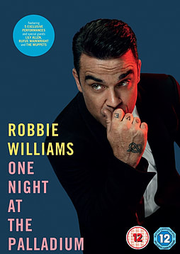 Robbie Williams - One Night At The Palladium (DVD) (C-12) DVD
