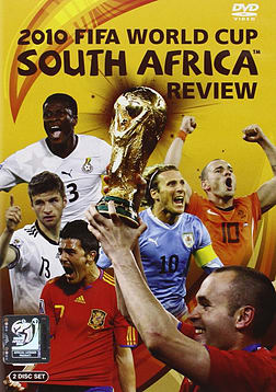 The Official 2010 Fifa World Cup South Africa Review (DVD) DVD