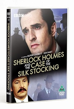 Sherlock Holmes And The Case Of The Silk Stocking (DVD) (C-15) DVD