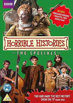 Horrible Histories Specials Double (DVD) (C-PG) DVD