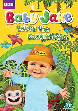 Baby Jake Loves The Boogie Beat (DVD) (C-U) DVD