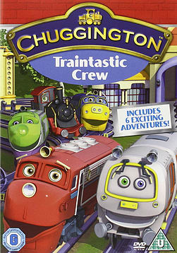 Chuggington: Traintastic Crew (DVD) (C-U) DVD