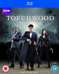Torchwood Miracle Day (Series 4) (Blu-ray) (C-15) Blu-ray