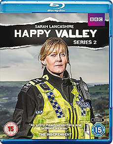 Happy Valley - Series 2 (Blu-ray) (C-15) Blu-ray