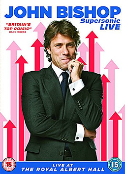 John Bishop - Supersonic: Live At The Royal Albert Hall (DVD) (C-15) DVD