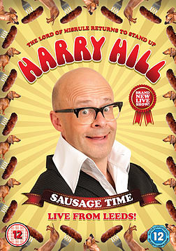 Harry Hill - Live Sausage Time (DVD) (C-12) DVD