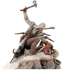 Assassin's Creed III: 'Connor – The Last Breath' Diorama Scaled Models