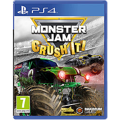 Monster Jam - Crush It PS4