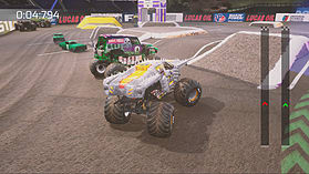 Monster Jam - Crush It screen shot 2