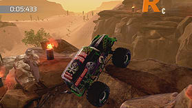Monster Jam - Crush It screen shot 5