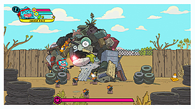 Cartoon Network: Battle Crashers screen shot 2