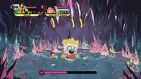 Cartoon Network: Battle Crashers screen shot 4