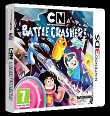 Cartoon Network: Battle Crashers 3DS Cover Art