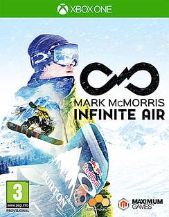 Mark McMorris Infinite Air XBOX ONE Cover Art