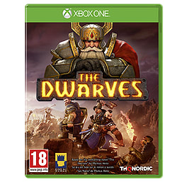 The Dwarves XBOX ONE Cover Art