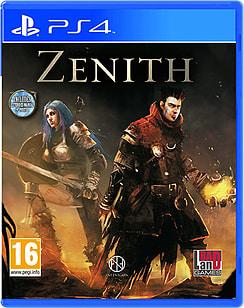 Zenith PS4 Cover Art