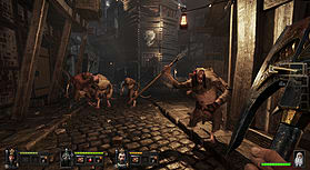 Warhammer: End Times - Vermintide screen shot 3
