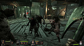 Warhammer: End Times - Vermintide screen shot 2