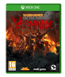 Warhammer: End Times - Vermintide XBOX ONE Cover Art