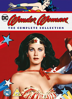 Wonder Woman Boxset (DVD) DVD