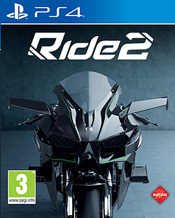 Ride 2 PS4 Cover Art