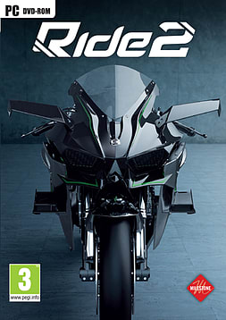 Ride 2 PC Cover Art