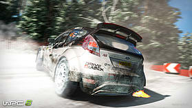 WRC 6 screen shot 5