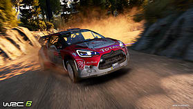 WRC 6 screen shot 6