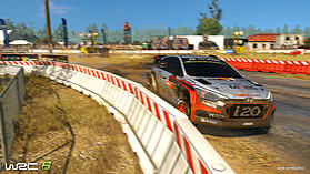 WRC 6 screen shot 7
