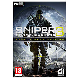 Sniper Ghost Warrior 3 Season Pass Edition PC Cover Art