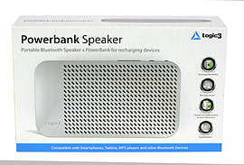 Logic3 PowerBank Speaker - BT021 Mobile phones