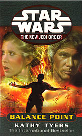 Katherine Tyers - Star Wars: The New Jedi Order - Balance Point: (Paperback) 9780099410294 Books