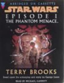 Terry Brooks - Star Wars: Episode 1 - The Phantom Menace: (Audio) 9781856867023 Books
