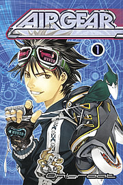 Oh!great - Air Gear volume 1: (Paperback) 9780099504894 Books