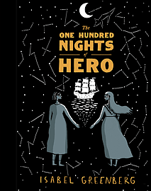Isabel Greenberg - The One Hundred Nights of Hero: () 9780224101950 Books
