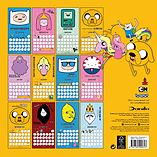 Adventure Time 2017 Calendar screen shot 2