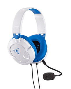 Turtle Beach Ear Force Recon 60P (White) PS4