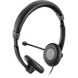 Sennheiser SC 70 USB CTRL - Culture Plus - headset - on-ear - black Multi Format and Universal
