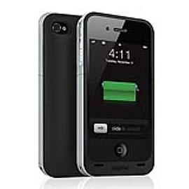 Mophie Juice Pack Air for iPhone4S (1500mAh) - Black Mobile phones