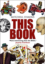 Mitchell Symons - This Book: (Hardback) 9780593053485 Books