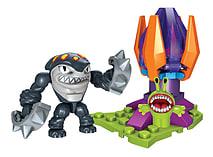 Mega Bloks Skylanders Giants Hero Pack Terrafin In Spiked Knuckles screen shot 2