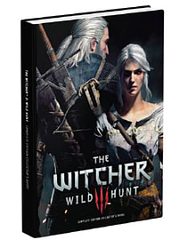 The Witcher 3: Wild Hunt Complete Edition Collector's Guide Books