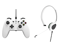 PowerA Wired Controller and Chat Headset Bundle (Xbox One) screen shot 3
